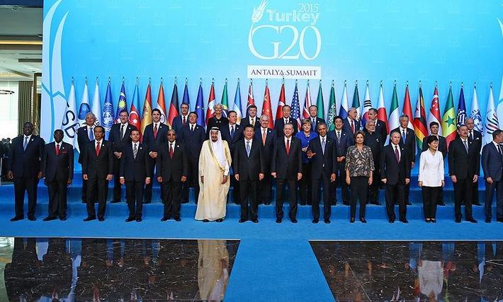 G-20 Zirvesi'nin sonuç bildirisi