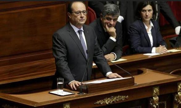 Hollande önce ABD'ye sonra Rusya'ya gidiyor