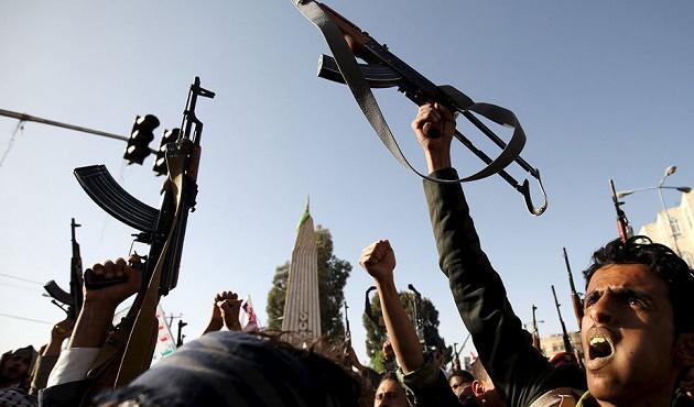 Yemen'de silah yardımı tartışması