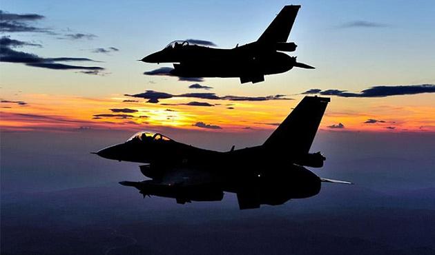 Pilot uyudu, F-16'lar havalandı