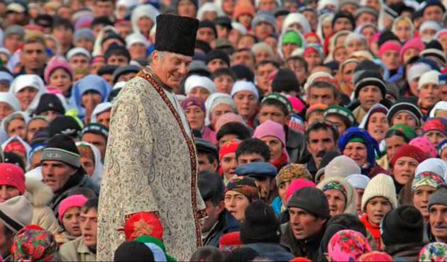 İsmaili tarikatı lideri Tacikistan'da