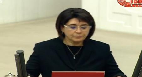 Meclis'te ikinci Leyla Zana krizi | VIDEO