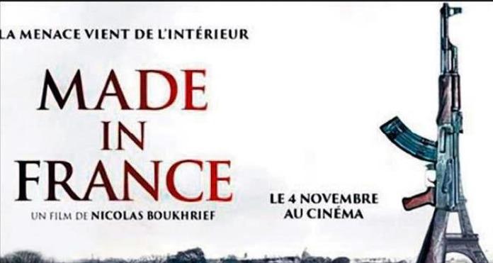 Fransızlar, Paris saldırısını anlatan film yapmışlar