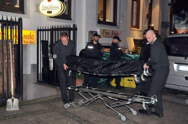 Almanya'daki kayıp Türk, lokantanın zemininde ölü bulundu