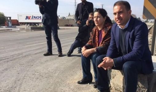 HDP'li iki vekil açlık grevine başladı