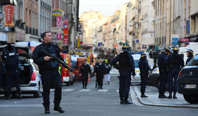 Paris saldırısını planlayanı öldürüldü