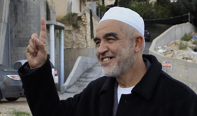Raid Salah'a 9 ay hapis cezası