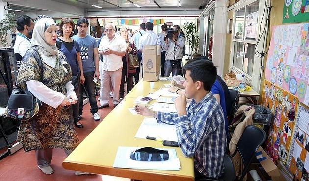 Arjantin halkı yeni devlet başkanını seçiyor