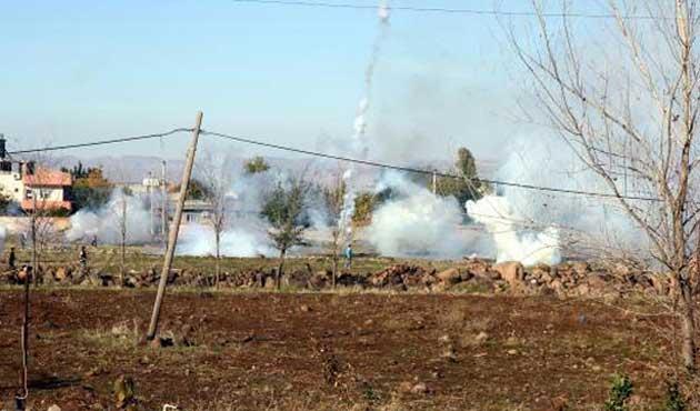 Esad ordusu ile muhalifler arasında çatışma