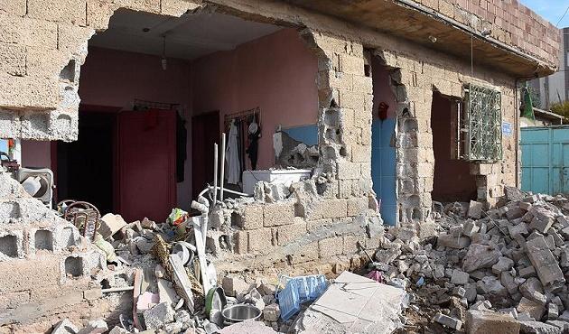 Nusaybin'de yedi PKK'lı öldürüldü