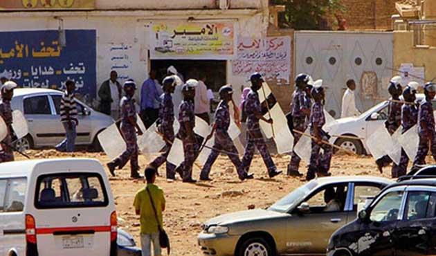 Sudan'da muhalif parti yöneticilerine gözaltı