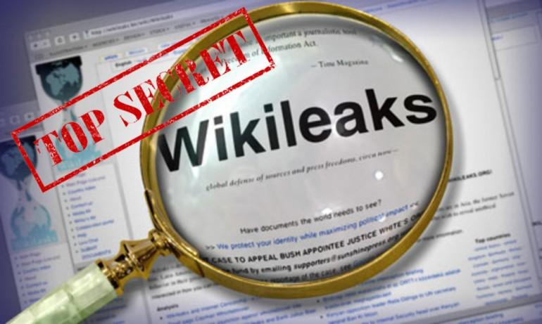 WikiLeaks'tan Türkiye ile ilgili 100 bin döküman!
