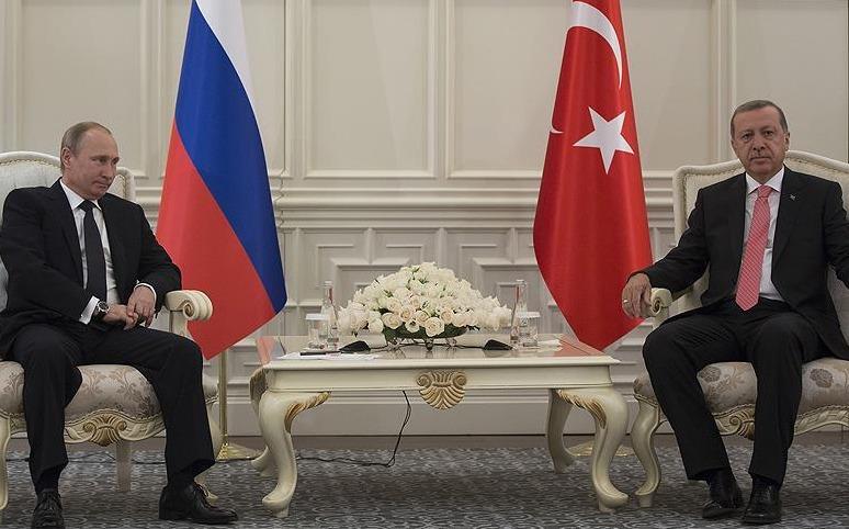 Erdoğan'dan Putin'e görüşme teklifi