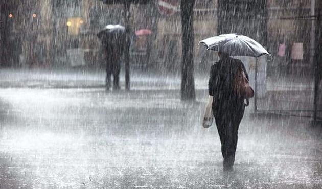 Akdeniz'e yağış uyarısı