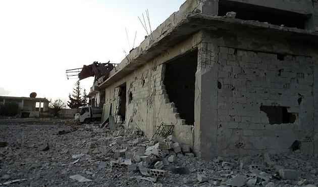 Rus uçakları İHH'nın ekmek fırınını bombaladı