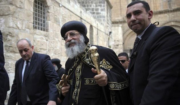 Mısır Kıpti liderinin Kudüs ziyareti ve tepkiler