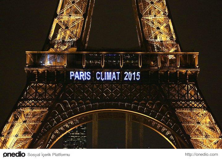 İklim zirvesi'nde ABD ve Çin işbirliği