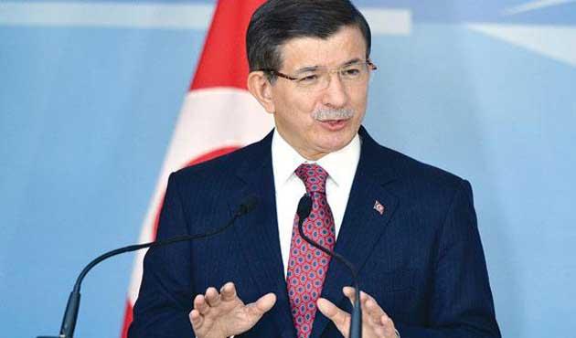 Davutoğlu'dan CHP ve HDP'ye Rusya tepkisi