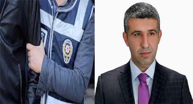 Suruç Belediye Başkanı Orhan Şansal gözaltında