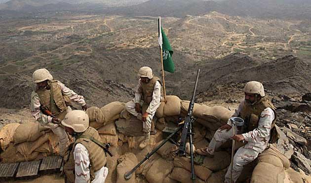 Yemen sınırında Suudi askeri öldü