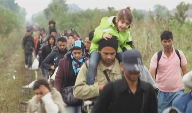 Mültecilere kültürel asimilasyonİ flört dersi