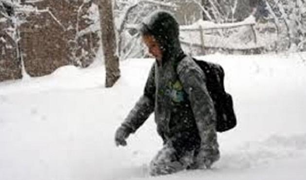 Şırnak'ta 'kar tatili' uzatıldı