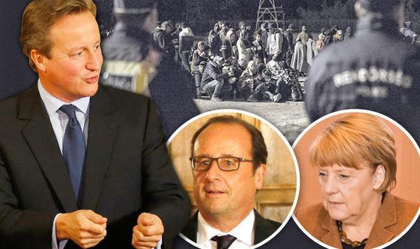 Şimdi de mülteciler Avrupa'yı ikiye bölüyor!