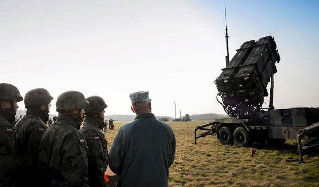 ABD, Polonya'da füze savunma üssü kuracak
