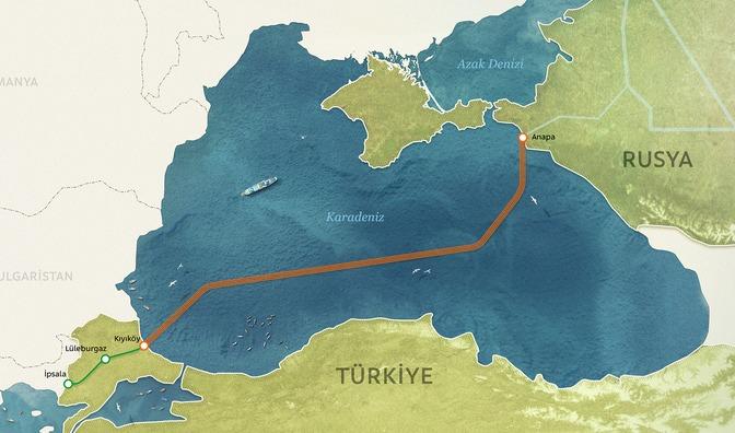 Türk Akımı Projesi başlamadan bitti