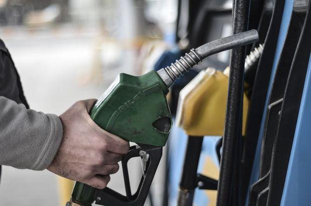 Benzin'e 8 kuruşluk indirim