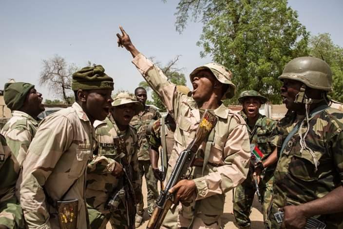 Boko Haram kamplarına baskın