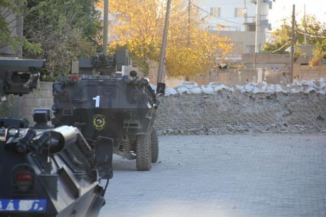 Nusaybin'de askere bombalı tuzak