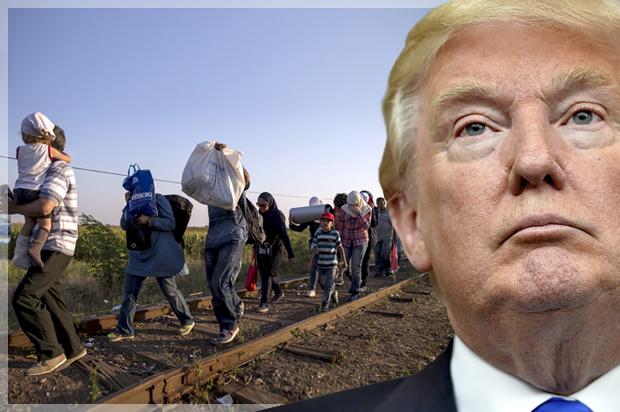 BM'den Trump'a, sığınmacı eleştirisi