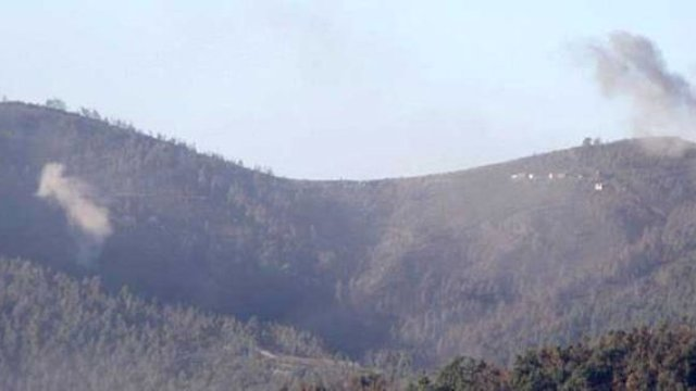 Türkmenler Kızıldağ için taarruza geçti
