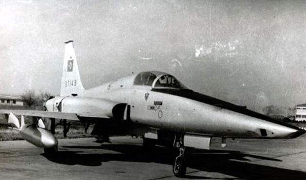 Rusya 1976'da Türk uçağını düşürmüş