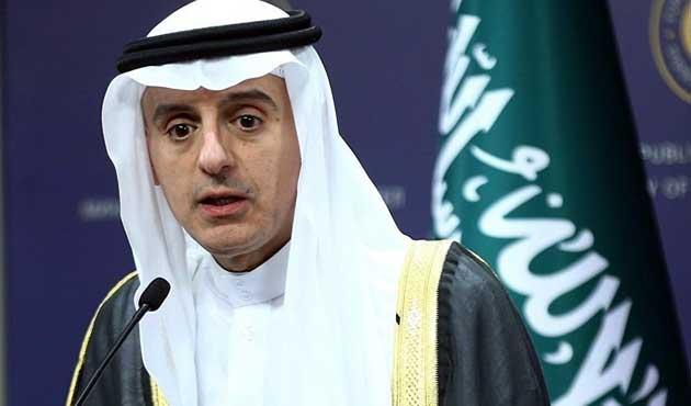 Suudi Arabistan: Esad her halükarda gidici