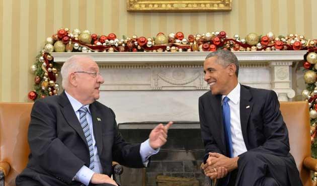Obama'dan yine İsrail'in güvenliği vurgusu