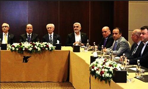 Barzani'den hendek ve barikatlara tepki
