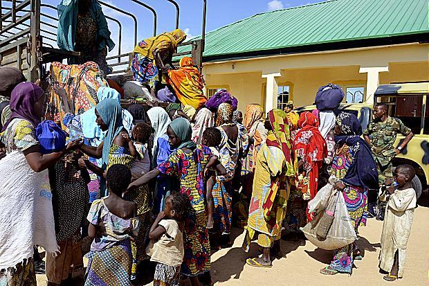 Boko Haram'dan 210 kişi kurtarıldı