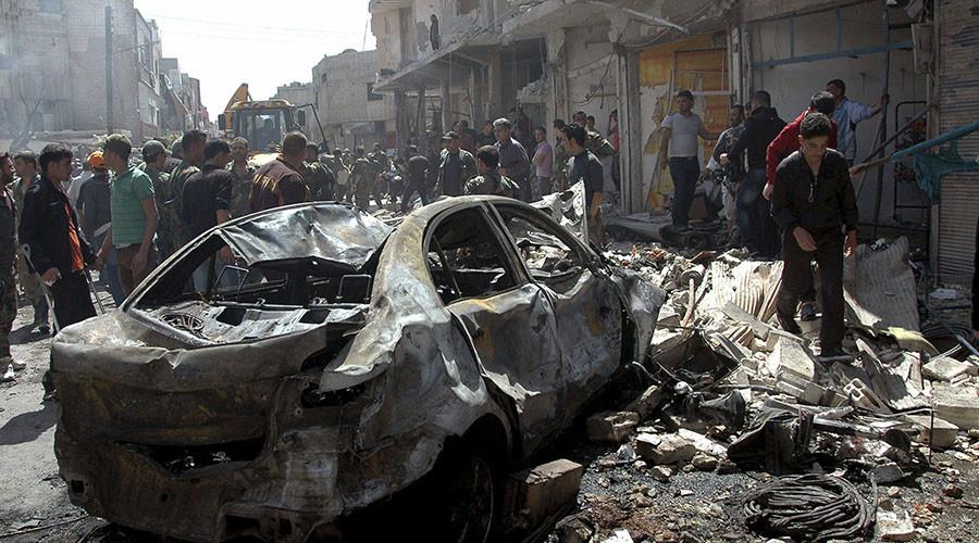 Haseke'de üç bombalı araç saldırısı: 22 ölü