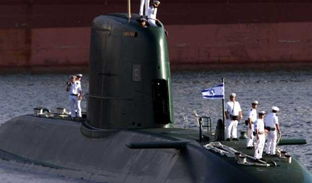 İsrail nükleer füze taşıyan denizaltı alıyor