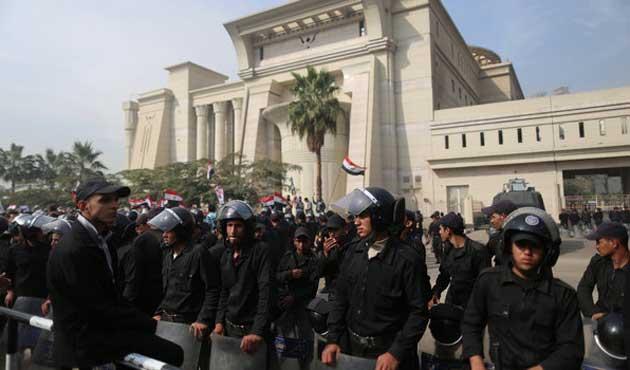 Mısır'da İhvan mensuplarına idam cezası