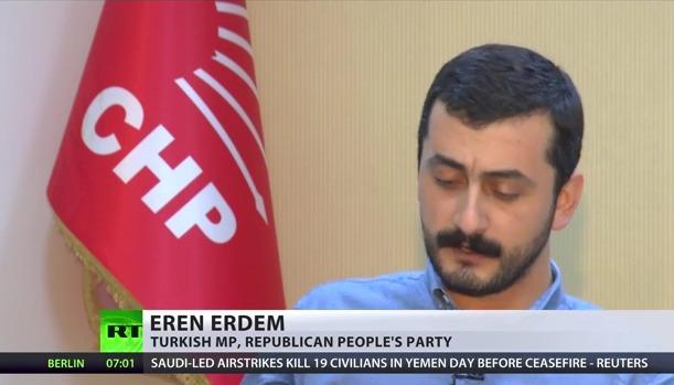 Rusya'nın Türkiye aleyhindeki tanığı CHP'li vekil