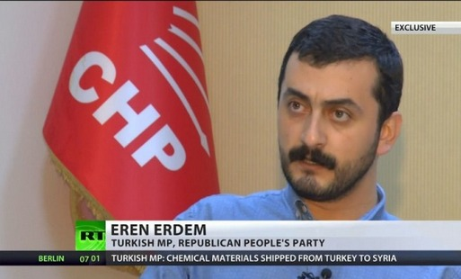 CHP'li vekile 'vatana ihanet' suçlaması