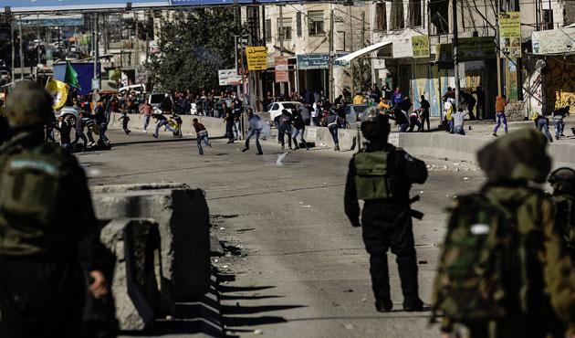 İsrail'den Filistinlilere yeni saldırı