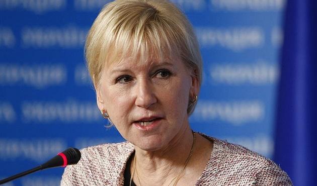 Wallström İsrail'den davet bekliyor