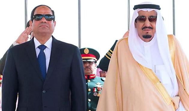 Suudi Arabistan'dan Mısır'a büyük ekonomik destek
