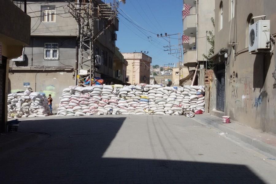 Başbakanlık'ta 'hendek-barikat' zirvesi