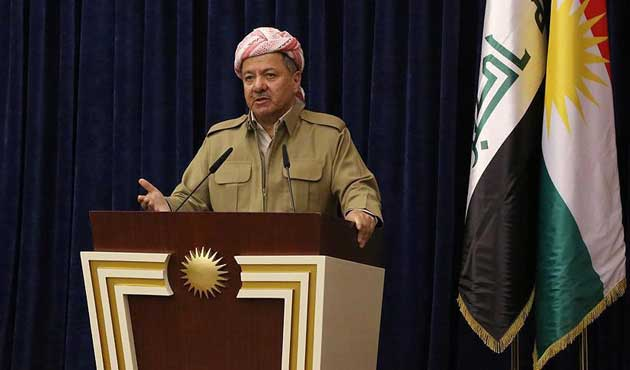 Barzani 'bağımsızlık referandumu'na hazırlanıyor