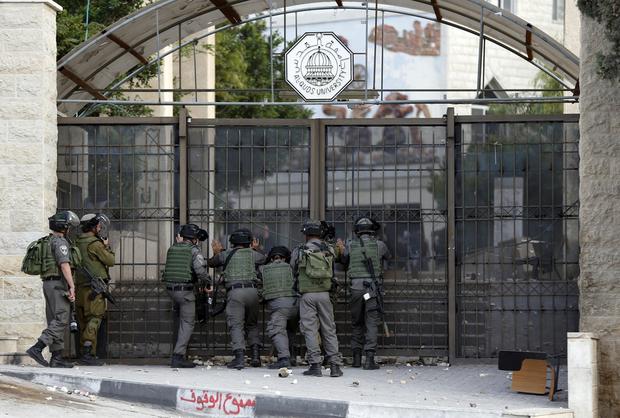 İsrail'in tutukladığı öğrenci sayısı 90'a ulaştı